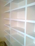 Painted Shelves